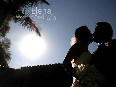 Elena + Luis - Boda en Finca las Palmas, Atlixco, Puebla.