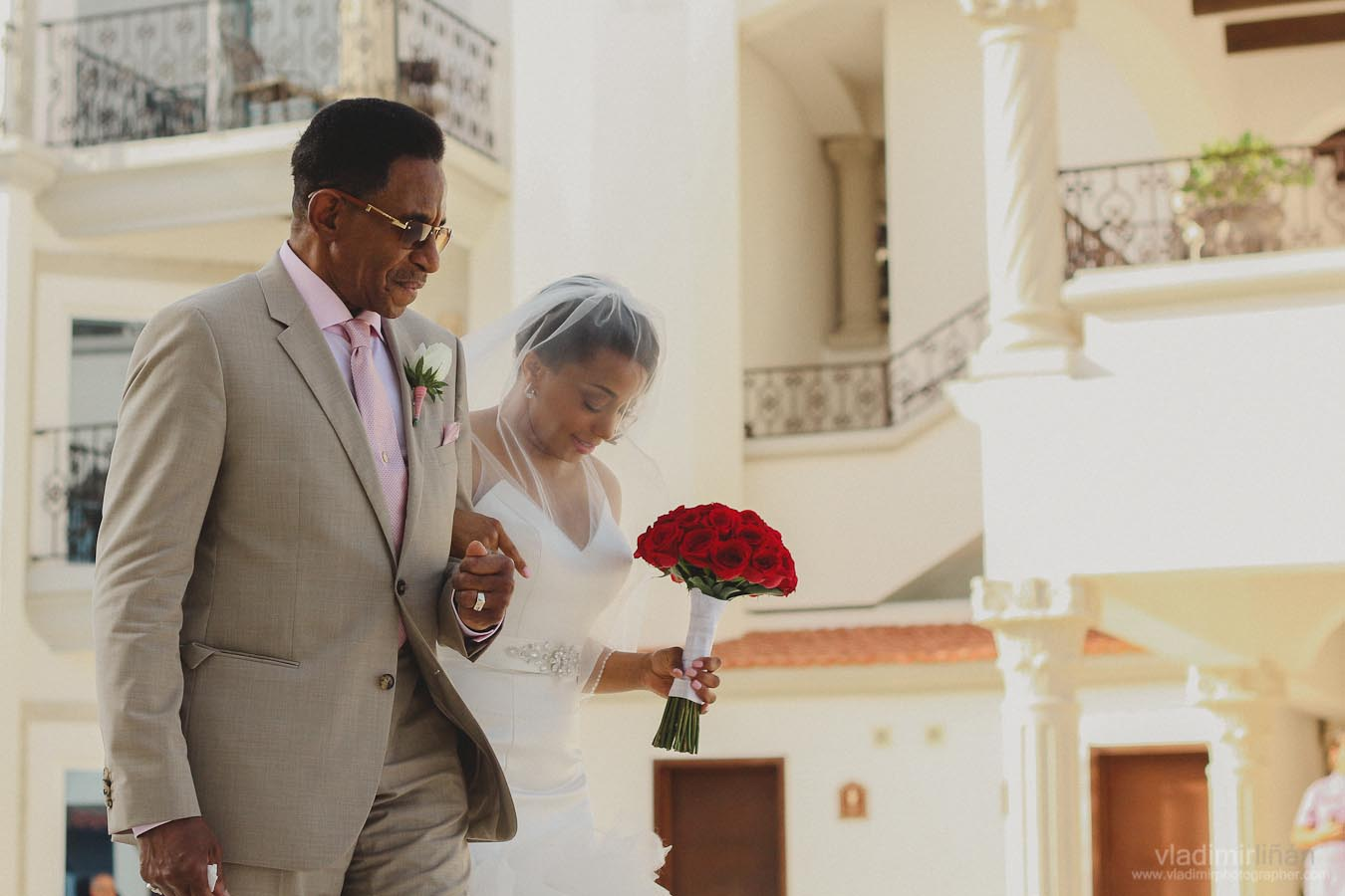 Wedding at the Royal Playa del Carmen