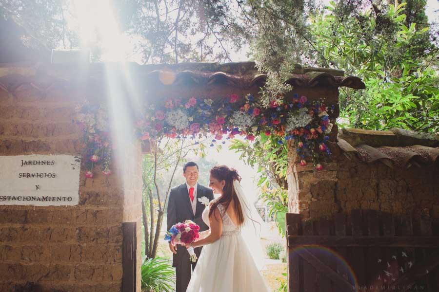 San Cristobal de las Casas-boda-Parador San Juan de Dios
