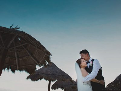 Wedding | Aster and Tristan | Now Sapphire Resort Puerto Morelos Mexico