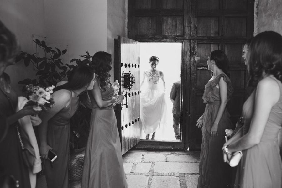 Boda en Finca Las Palmas, Atlixco Puebla-novia-blanco y negro-wedding