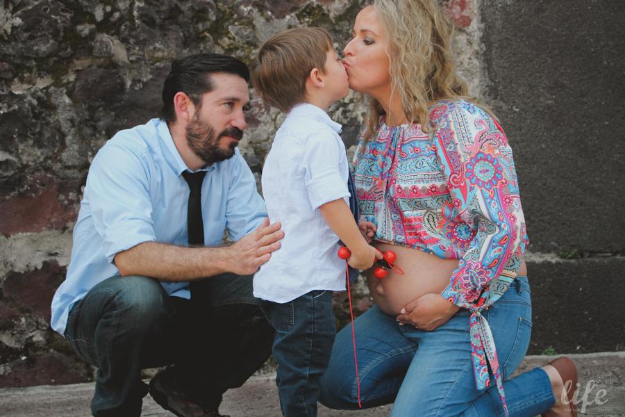 sesión de embarazo en puebla