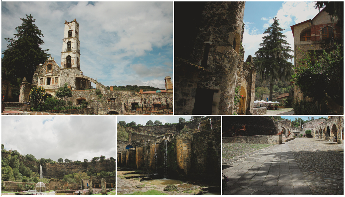 Boda en Hacienda Santa María Regla
