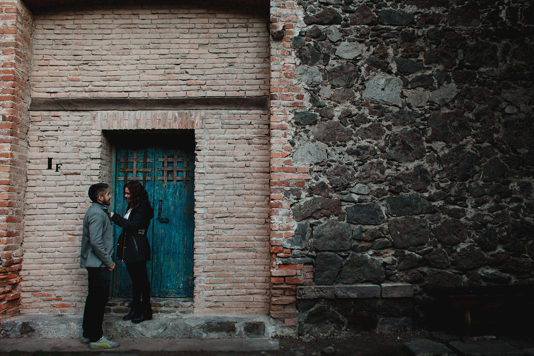 Sesión Casual en Val'Quirico