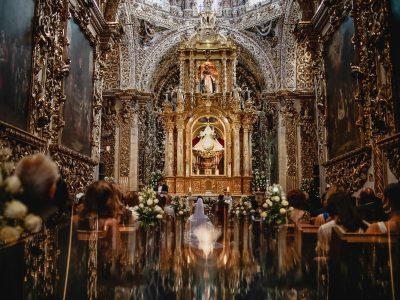 Boda en Hotel Quinta Real Puebla | Ana + Brian